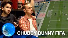 ¡CHUBBY BUNNY Challenge en FIFA! #RetosEnFIFA