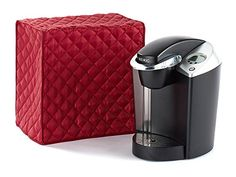 CoverMates Keurig Coffee Maker Cover : 14W x 9D x 14H Quilted Polyester | Cheap Home Appliances OnLine