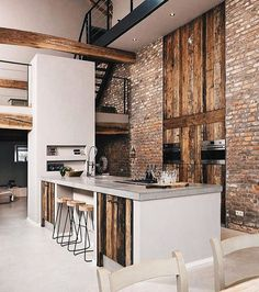 Industrial Style 759489924647912590 - Outstanding Industrial Loft Building Ideas Outstanding Industrial Loft Building Ideas Lynn Green mailingrnler h o u s e 4 Desirable Clever Hacks Industrial Bathroom […] for home living room small spaces Source by Loft Estilo Industrial, Industrial Interior Design, Industrial Bathroom, Industrial Living, Industrial Farmhouse, Industrial Interiors, Farmhouse Design, Modern Farmhouse, Industrial Style