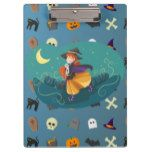 Witch for child clipboard #halloween #happyhalloween #halloweenparty #halloweenmakeup #halloweencostume