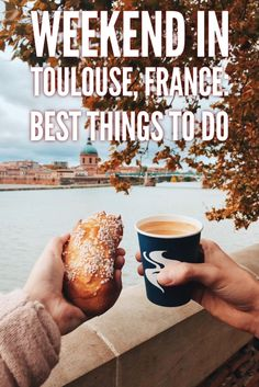 Best things to do in Toulouse, France - how to have a weekend getaway in this gem!