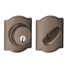 Camelot Style One Side Keyed Deadbolt