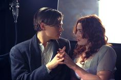 Jack and Rose.