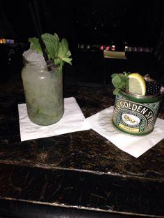 'Ello Treacle & a soft one - London Cocktail Club