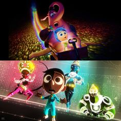 We are jumping for joy! Inside Out is nominated for Best Animated Feature Film and Original Screenplay, and Sanjay's Super Team is up for Best Animated Short in this year's Academy Awards.  Congrats, Disney Pixar! #oscars #InsideOut #disney #nominations #oscar2016