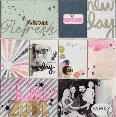 How To-sday | Scrapbooking With Pocket Pages