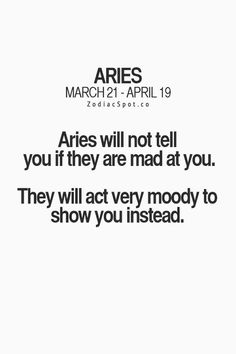Aries. .. and Pisces too