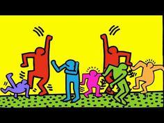 Haring shake animation - YouTube