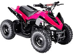 All topelectric ride on QUADS here