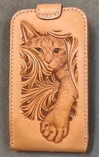 smartphonecase「猫&ステム」