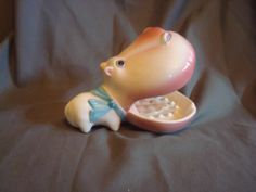 I WANT HIM SO BAD!!! from Ebay.com Elephant Seal, Xmas Wishes, Baby Items, Piggy Bank, Purses And Bags, Soap Dishes, Ebay, Shopping, Fashion