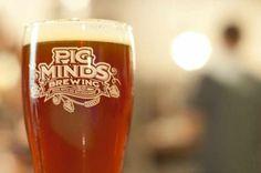 Pig Minds beer | Courtesy Pig Minds Brewing Company