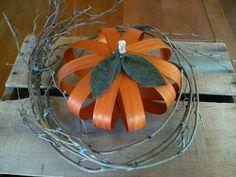 Primitive Pumpkin  Smaller Size by 1803ohiofarmbaskets on Etsy,
