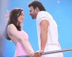 'Saaho': prabhas and shraddha kapoor get romantic in leaked photo Bollywood Couples, Bollywood Cinema, Bollywood Celebrities, Beautiful Bollywood Actress, Most Beautiful Indian Actress, Movie Couples, Cute Couples, Darling Movie, Prabhas Actor