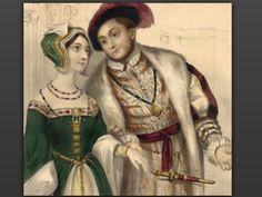 Henry Vlll & Anne Boleyn