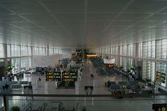 Malaga Airport, Andalucia, Spain