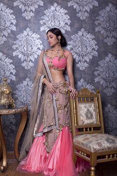 Diseñador de la novia: Jaya Misra moda nupcial