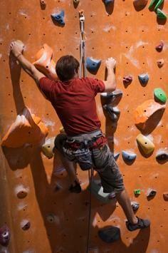 Indoor Rock Climbing Tips