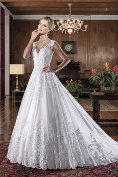 Vestido de Noiva Bromélia 03