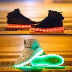 zapatillas con luces nike