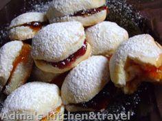 Adina's kitchen & travel: Scones
