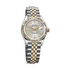 Rolex Lady Datejust 28mm watch Rolesor