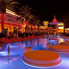 Top 5 Clubs in Vegas - Learn all about My First Hacked Travel Trip (to Las Vegas) and how I saved $1,023.88 http://travelnerdnici.com/first-hacked-travel-trip-las-vegas/ - Explore the World with Travel Nerd Nici, one Country at a Time. http://TravelNerdNici.com