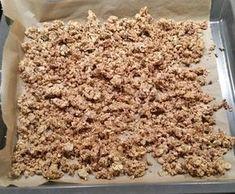 Rezept Low-Carb Knusper-Müsli von tim_fiax - Rezept der Kategorie Backen süß