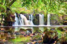 I uploaded new artwork to fineartamerica.com! - 'Beautiful Waterfall River' - http://fineartamerica.com/featured/beautiful-waterfall-river-lanjee-chee.html via @fineartamerica