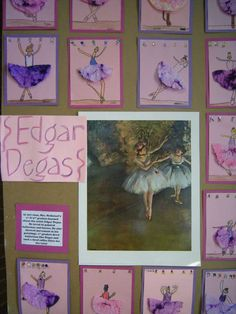 Cute, I always wanted an easy way to do Degas with my little kiddos! Copy+of+DSCN0276.jpg (768×1024)
