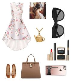 """""""Spencer Storm"""" by jtandks ❤ liked on Polyvore featuring Chi Chi, Aéropostale, Dolce&Gabbana, Casetify, Estée Lauder and Le Specs"""
