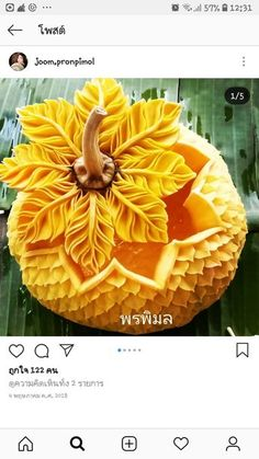 Fruit and vegetables crafts food 58 Ideas Vegetable Crafts, Fruit And Vegetable Carving, Watermelon Art, Watermelon Carving, Smoothie Recipes With Yogurt, Fruit Recipes, Food Carving, Pumpkin Carving, Veggie Display