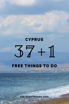 Cyprus offers you everything, from mountains to beaches, from tasty Cypriot dishes, from quite bars to wild nightlife. FREE Things to Do in Cyprus! Free Things To Do, Beach Fun, Cyprus, Croatia, Night Life, Greece, Europe, Island, History