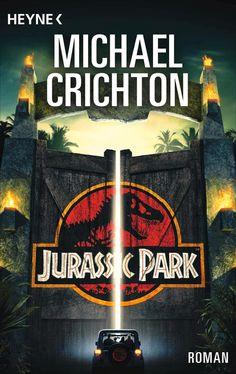 Jaris Büchergebrabbel: [Rezension] Michael Crichton - Jurassic Park