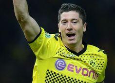 Lewandowski del Borussia Dortmun, ¿objetivo de Mourinho?