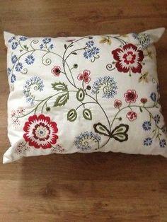 "gorgeous ikea ALVINE FLORA cushion 20""x24"""