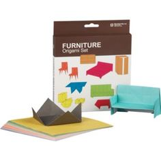 For the stockings // furniture origami $9.95