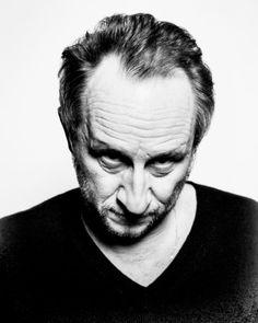Benoît Poelvoorde (1964) - Belgian actor and comedian. Photo by Frédéric Stucin