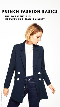 French Style: You may think you know all the fashion essentials a French girl's wardrobe relies on, but there's an outside chance you don't. Here are the capsule wardrobe essentials to achieve that perfect Parisian fashion.
