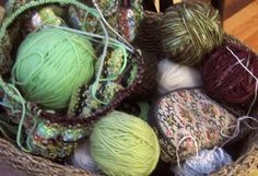 Dyeing Wool With Food Coloring or Kool Aide