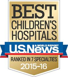 Nicklaus Children's Hospital - Ten Miami Children's Hospital Pediatric Specialty Services Among the Best in the Nation