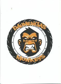 Dieses ist ein Logo was ich in meinem ersten Praktikum erstellt habe.