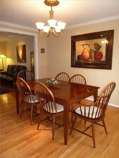 The Dining Room at 8440 Hunt Valley Dr in Vienna VA