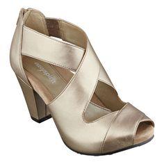 Renske Peep Toe Heels