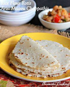 Rice Flour Rotis, Arisi Maavu Rotis, Akki Rotis, Rotis, Breakfast and Dinner Recipes,Gluten free Rotis,Ukkarisida Akki Rotis