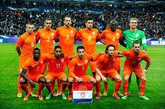Fifa World Cup 2014 Netherlands Team