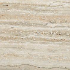 Arizona Tile - Silver Travertine Vein Cut close-up Travertine Countertops, Travertine Bathroom, Floor Texture, Tiles Texture, Stone Flooring, Concrete Floors, Exterior Tiles, Stone Tiles, Architecture