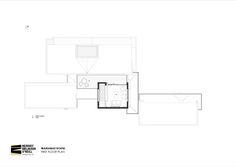 Waikanae House,Upper Level Plan