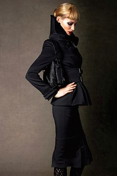 Tom Ford - Women's Ready-to-Wear - 2011 Fall-Winter