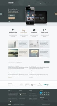 Layout tips and tricks Points to consider while designing a #website layout [...]